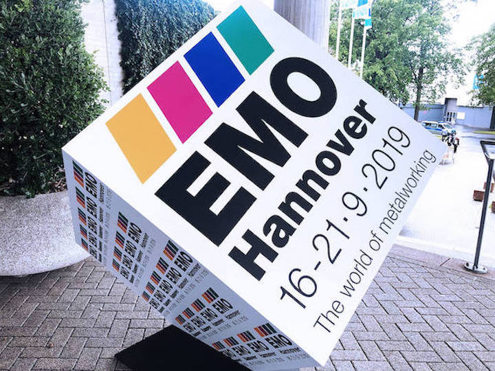 EMO 2019 Day 1 Impressions